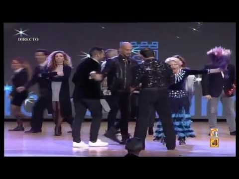 Rafa y Pepa 3º en Salsa Torremolinos 2017
