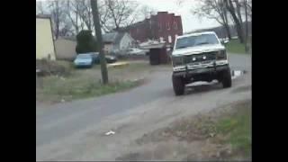 1986 Ford Bronco (FatBear)