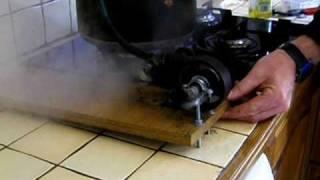moteur vapeur