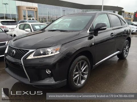 lexus 2014 rx 350 red. 2015 lexus rx 350 awd f sport package review black on red edmonton ab 2014 rx p