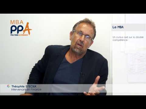 MBA Finance - MBA PPA