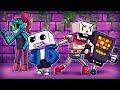 Minecraft | UNDERTALE MYSTERY PUZZLES! Undertale Mod Showcase! (Undertale Mod)