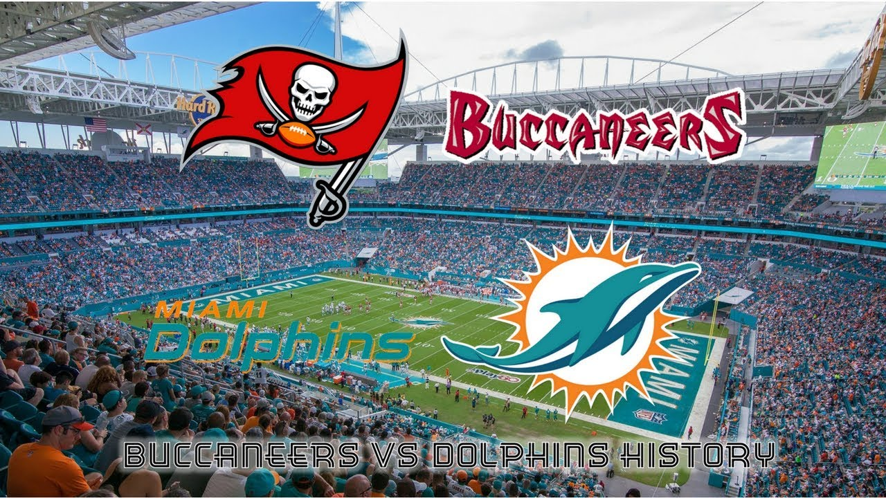 Tampa Bay Buccaneers Vs Miami Dolphins History Youtube