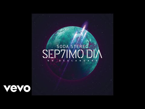 Soda Stereo - Persiana Americana (SEP7IMO DIA) (Pseudo Video)
