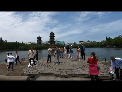 walking-in-guilin-/-part-2-(广西桂林2),-guangxi,-china