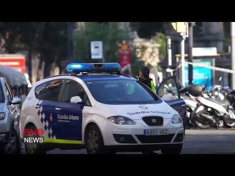 Man Wearing Explosives Belt Shot Dead West of Barcelona - Radio