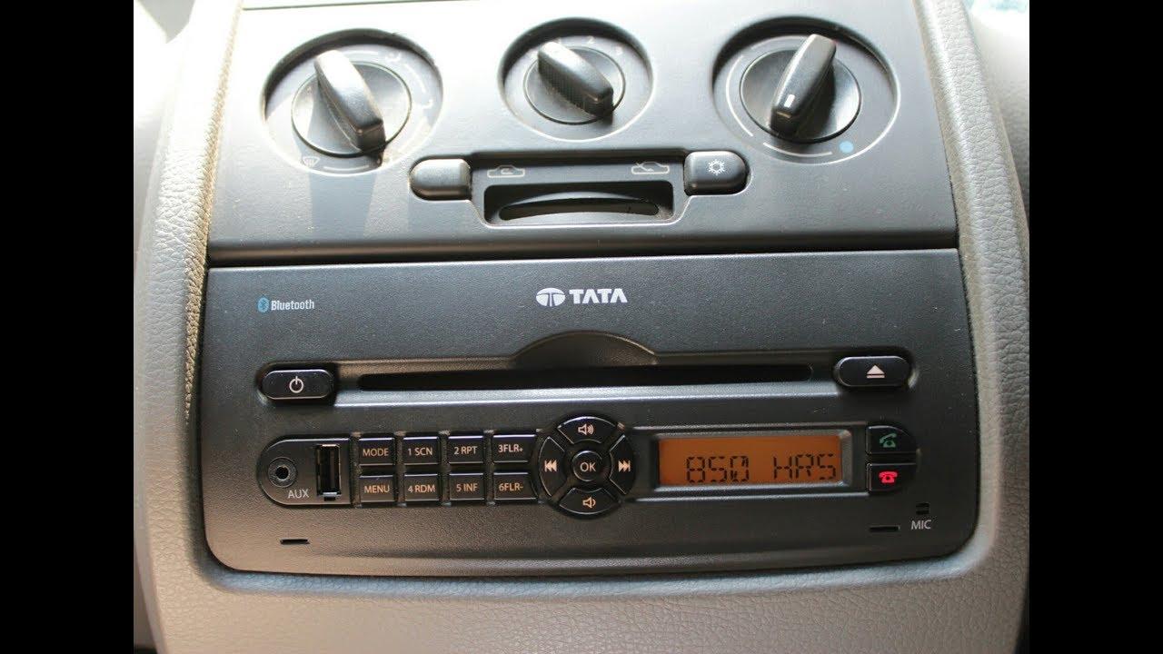 music system not working | tata nano | car