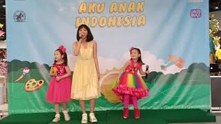 Launching DVD Lagu Taman Kanak-Kanak Vol.5 - Sepatu Kaca - Artis Cilik GNP Musik - Penyanyi Anak