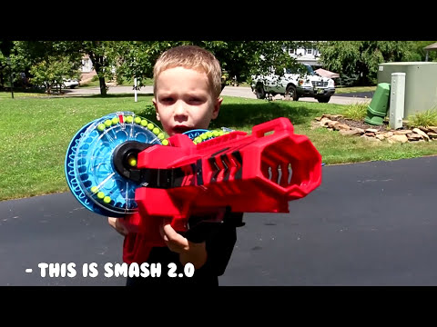 Thumbnail: Nerf War: The Civil War