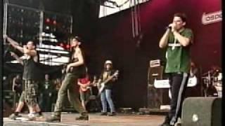 OSDORP POSSE - live at Pinkpop 1997