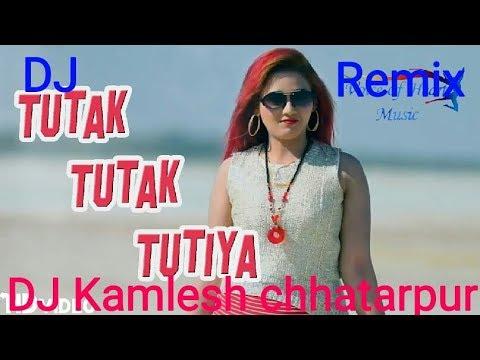 Tutak Tutak Tutiya   dj Remix song    haryani song    DJ Kamlesh chhatarpur    9993243664