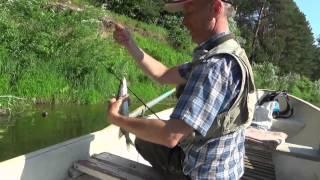 Рибалка Річка Сім, 29 06 15 г