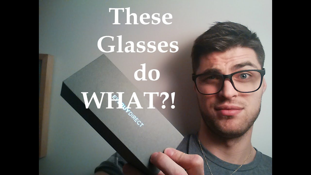 90d8fd58bb Digital protection glasses ! UNBOXING   REVIEW ! - YouTube