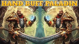 [Legend] Hand Buff Paladin | Rastakhan