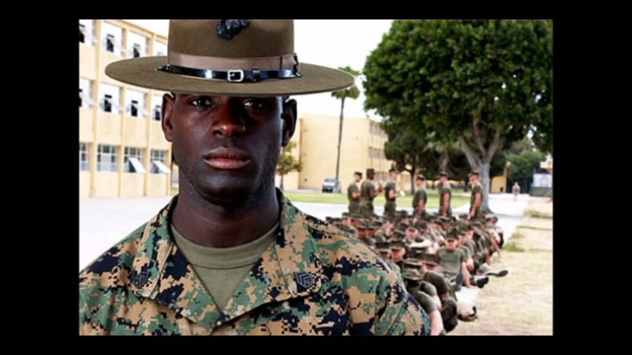 Montford Point Marines : America's 1st Black Marines and Drill ...