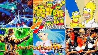 MeriPodcast Retro 01x05: Konami