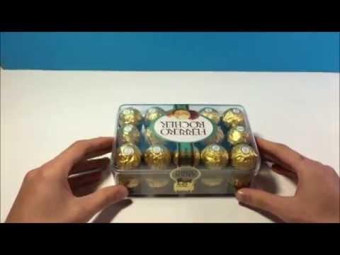 Como envolver bombones para regalar