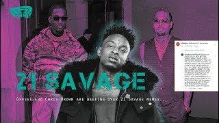 21 Savage遭逮補事件後影響|21 Savage
