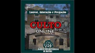 Culto 18/04/2021