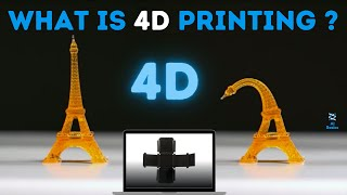 what is 4D printing technology and applications of 4D printing | AI Basics