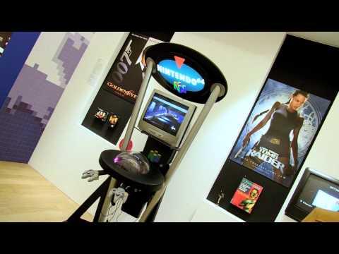 Visite de Game Story : l'exposition rétrogaming