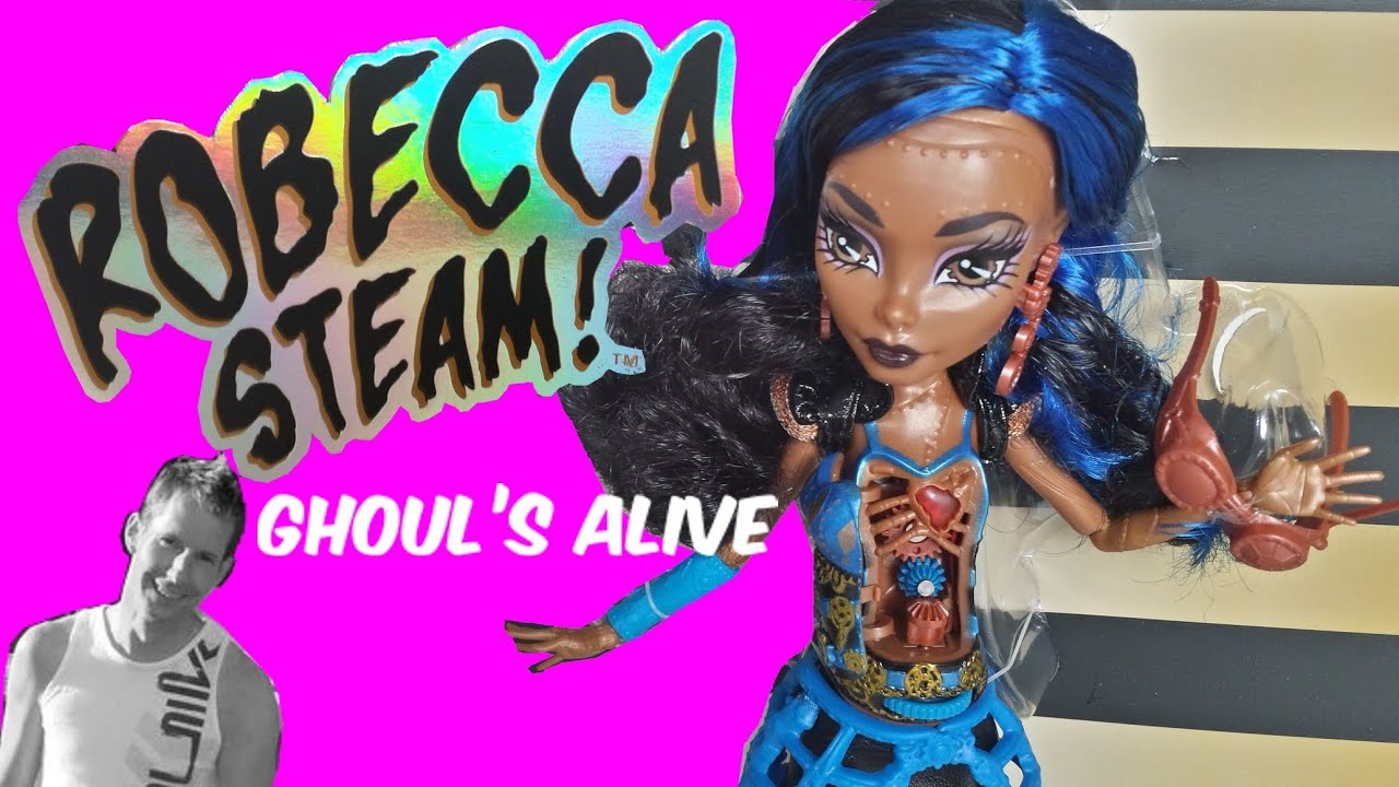 Monster High Robecca Steam Coloring Page - Get Coloring Pages | 720x1280