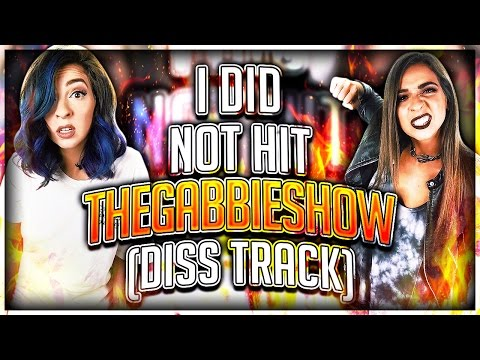 Thumbnail: TheGabbieShow Lied about Being Abused!!!(MY BEST DISS TRACK)