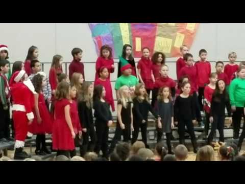 Robert L Horbelt Elementary School - 3rd Grade Holiday Singalong(2)