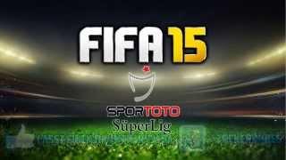 FIFA 15 MIT DER TÜRKISCHEN SÜPER LIG TEASER TRAILER [DEUTSCH]