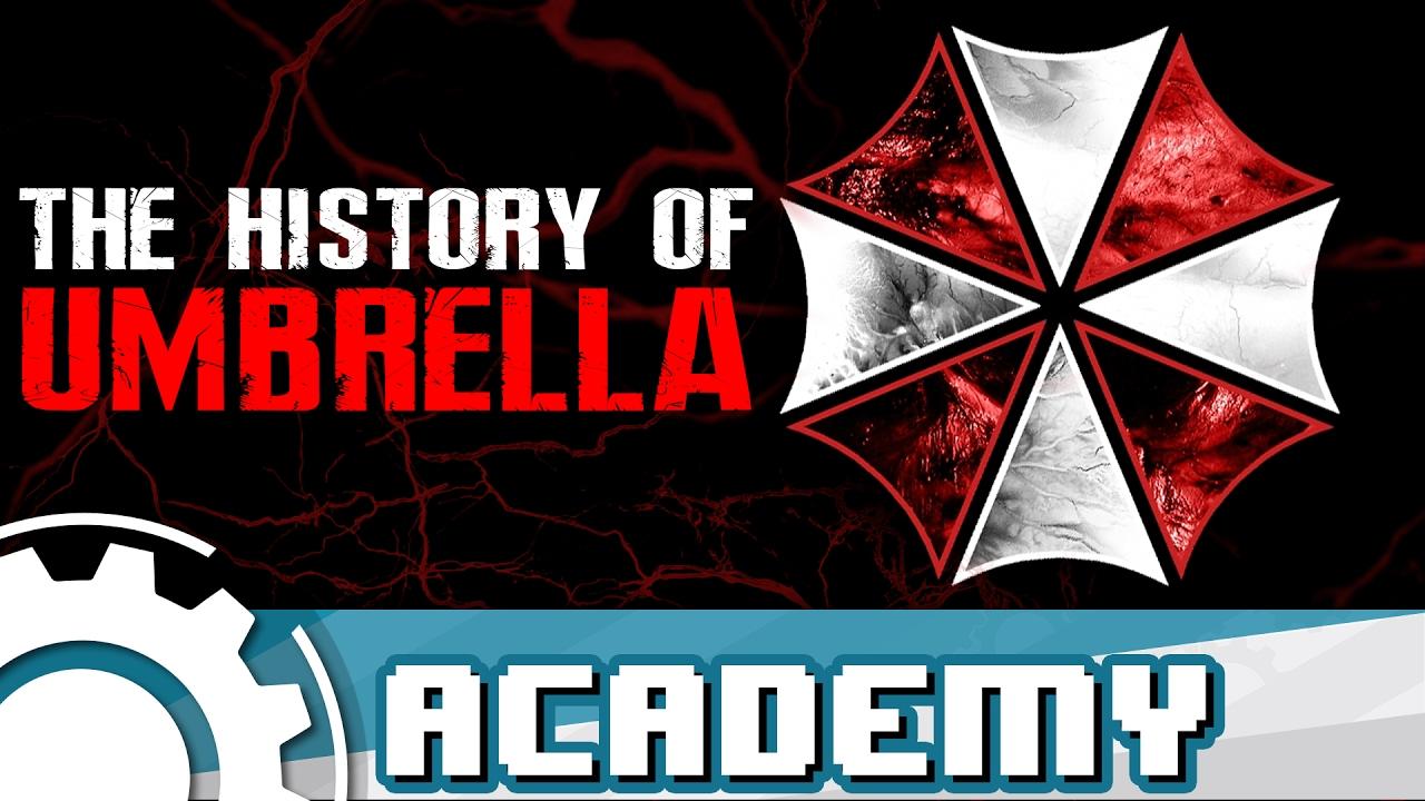 Umbrella Corporation: The Whole Story I The Academy - YouTube