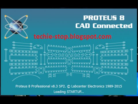 proteus how to add vtl5 model