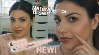 NEW Maybelline Total Temptation Brow Definer Review and Demo!