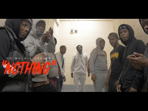 "10G – OO Mula X Dee Uno – ""NOTHING"" (Music Video) 