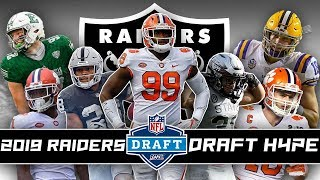 OAKLAND RAIDERS DRAFT CLASS 2019 || HYPE VIDEO