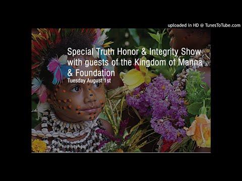 TH&I 08-01-2017 - FOUNDATION  KINGDOM OF MANNA