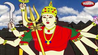 Slaughter Of Mahishasur | Maa Durga Stories in English | Maa Durga Stories thumbnail