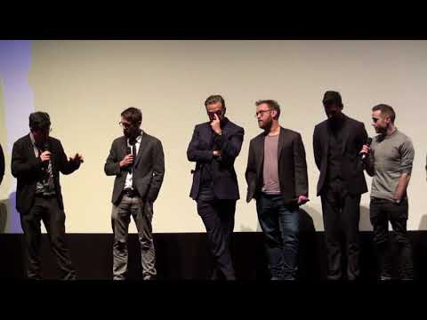 THE RITUAL Premiere Q&A David Bruckner Rafe Spall Andy Serkis Midnight Madness TIFF17