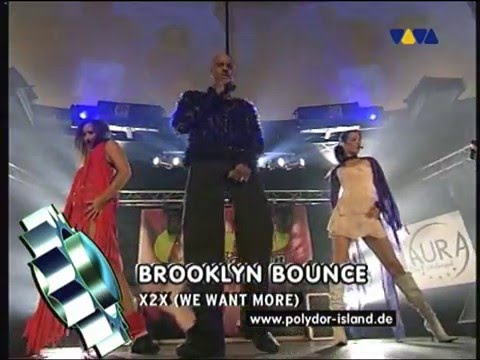 Brooklyn Bounce - X2X (We Want More) (Live at Club Rotation)