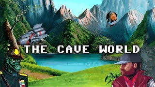 Ross's Game Dungeon: The Cave World Saga