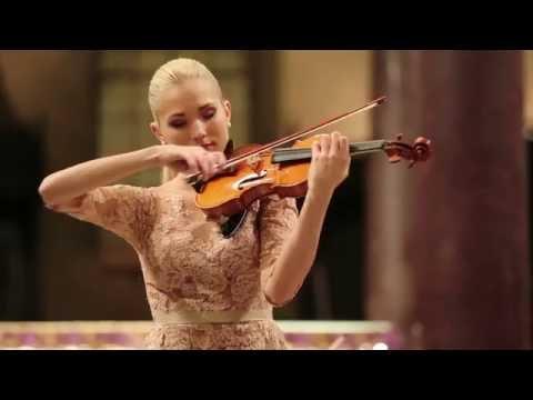 Air On The G String, J. S. Bach - Anastasiya Petryshak, Violin