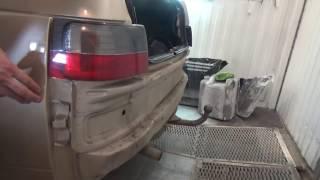 видео Бампер ВАЗ 2110, бампер ВАЗ 2111, бампер ВАЗ 2112