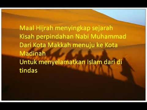Anasyid:Maal hijrah
