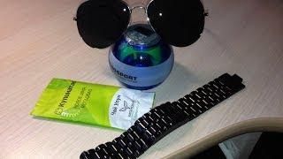 LED часы и очки с Aliexpress и powerball с taobao(ePN Cashback возвращай со своих покупок 8% от стоимости : https://cashback.epn.bz/?inviter=bde8c Очередная посылка из китая, тест-др..., 2014-02-15T16:12:45.000Z)