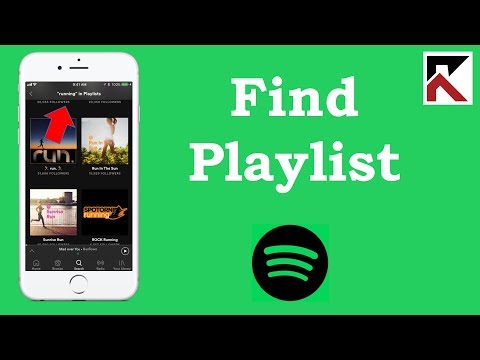 How To Find A Playlist Spotify