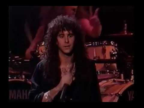 Firehouse - Love Of A Lifetime - Live In Lafayette 1991