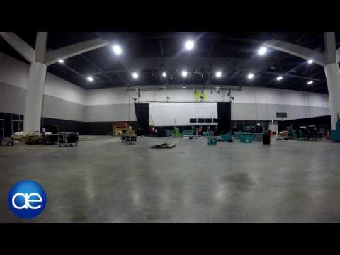 Austage Events - RTX Sydney 2017    Bump In Time-lapse