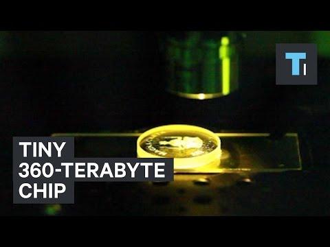Tiny 360-terabyte chip