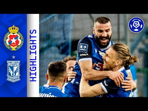 Wisla Lech Poznan Goals And Highlights