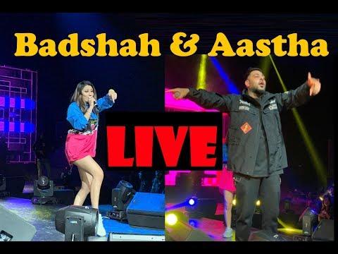 Badshah Live Performance On Ladki Beautiful Kar Gayi Chul At Jumeriah Madinat Dubai