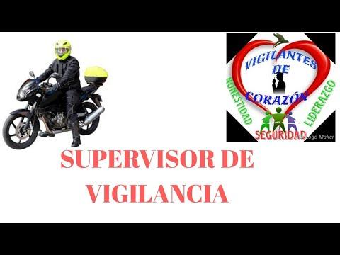 Supervisor De Vigilancia